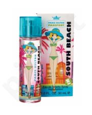 Paris Hilton Passport South Beach, EDT moterims, 30ml, (testeris)