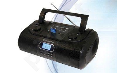 Nešiojama radija su (MP3)USB/SD Roadstar RU-295/BK