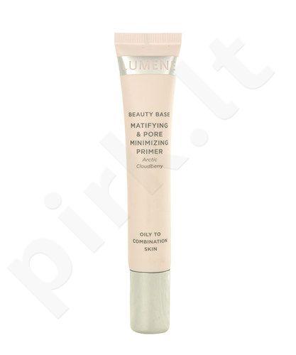 Lumene Beauty Base Matifying & Pore Minimizing Primer, kosmetika moterims, 20ml