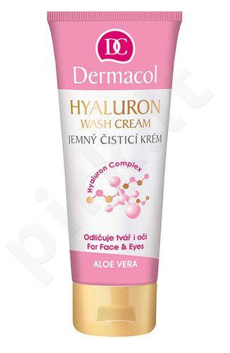 Dermacol Hyaluron Wash kremas, kosmetika moterims, 100ml