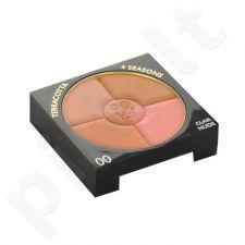 Guerlain Terracotta 4 Seasons Bronzing pudra, kosmetika moterims, 5g, (testeris), (00 Nude)