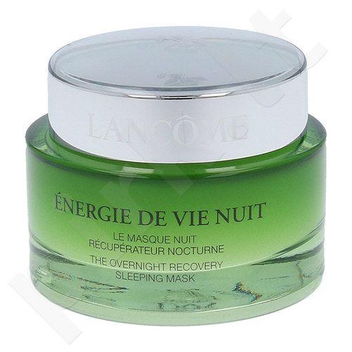Lancome Énergie De Vie Nuit naktinė veido kaukė, kosmetika moterims, 75ml