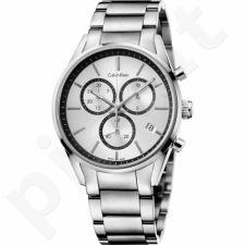 Vyriškas CALVIN KLEIN laikrodis K4M27146