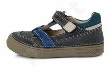 D.D. step tamsiai mėlyni batai 25-30 d. 040410am