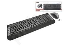 Trust Tecla Wireless Multimedia Keyboard & Mouse