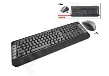 Trust Tecla Wireless Multimedia Keyboard & Mouse