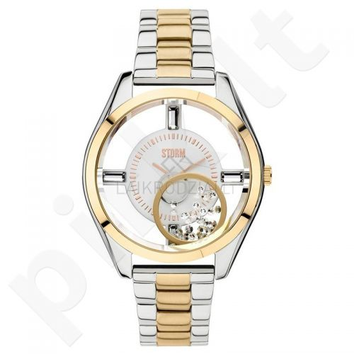 Moteriškas laikrodis Storm Zazi Gold