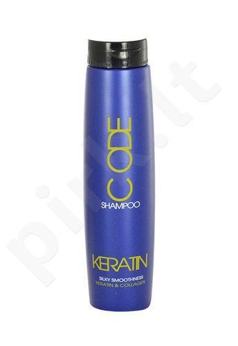 Stapiz Keratin Code šampūnas, kosmetika moterims, 250ml