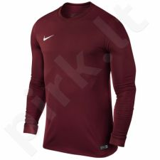 Marškinėliai futbolui Nike Park VI LS M 725884-677