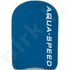 Plaukimo lenta Aqua-Speed 44 cm mėlyna