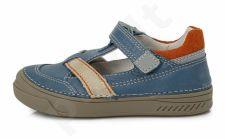D.D. step mėlyni batai 25-30 d. 040410bm