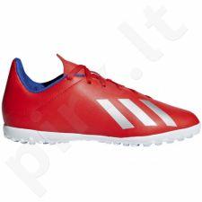 Futbolo bateliai Adidas  X 18.4 TF Jr BB9417
