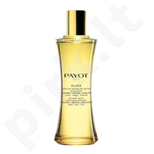 Payot Elixir Body Face Hair Oil, kosmetika moterims, 200ml