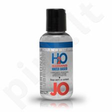 System JO - H2O Šildantis lubrikantas 135 ml