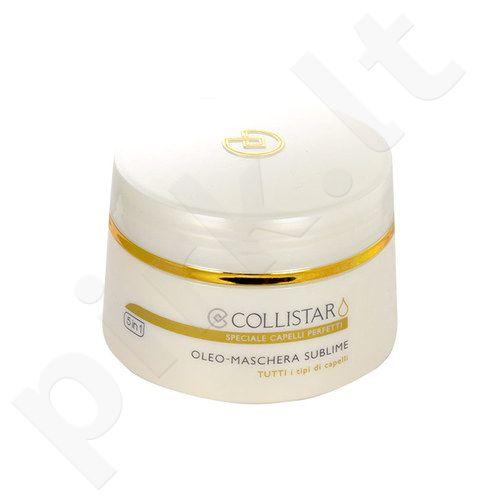 Collistar Sublime Oil Line, Oil Mask 5in1, plaukų kaukė moterims, 200ml