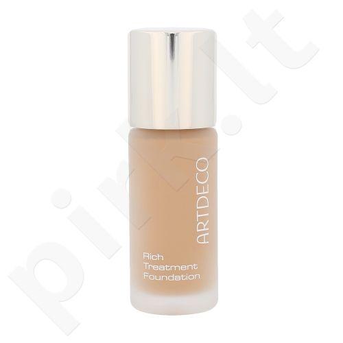 Artdeco Rich Treatment makiažo pagrindas, kosmetika moterims, 20ml, (18 Deep Honey)