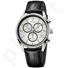 Vyriškas CALVIN KLEIN laikrodis K4M271C6