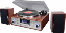 Muzikinė sistema su patefonu Roadstar HIF-8899BT