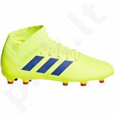 Futbolo bateliai Adidas  Nemeziz 18.3 FG Jr CM8505
