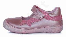 D.D. step rožiniai batai 25-30 d. 0301003b