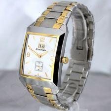 Vyriškas laikrodis Romanson TM4123 BM CWH