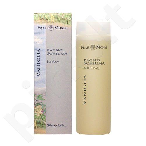 Frais Monde Vanilla vonios putos, kosmetika moterims, 200ml