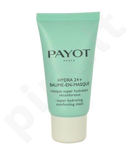 Payot Hydra 24+ Hydrating Comforting kaukė, kosmetika moterims, 50ml