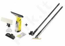 Langų valytuvas Karcher WV 2 Premium + Prailginimo kotas
