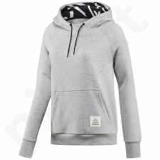 Bliuzonas  Reebok Workout Ready Cotton Series OTH Hoodie W BP8237