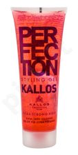 Kallos Cosmetics Perfection, Ultra Strong, plaukų želė moterims, 250ml