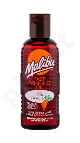 Malibu Fast Tanning Oil, Sun kūno losjonas moterims, 100ml