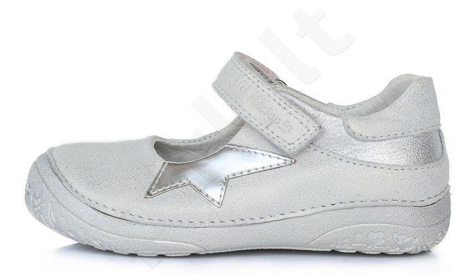 D.D. step balti batai 25-30 d. 0301003a