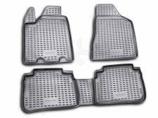 Guminiai kilimėliai 3D NISSAN Murano 2003-2008 /L50025G /gray