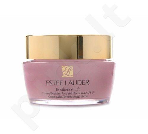 Esteé Lauder Resilience Lift SPF15 Face Neck Cream, 50ml, kosmetika moterims [Dry skin]
