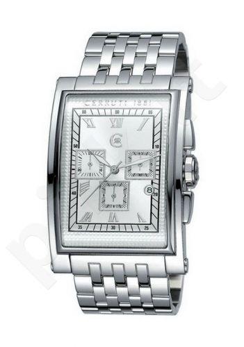 Laikrodis Cerruti 1881 CT100161X06 / CRB005A211G Genova Chronograph