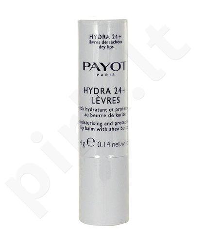 Payot Hydra 24+ Moisturising Lūpų balzamas, kosmetika moterims, 4g