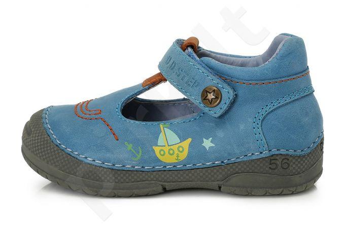 D.D. step Šviesiai mėlyni batai 19-24 d. 038245u