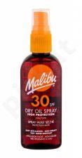 Malibu Dry Oil Spray, Sun kūno losjonas moterims, 100ml
