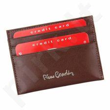 Vyriškas kortelių dėklas PIERRE CARDIN VZ171