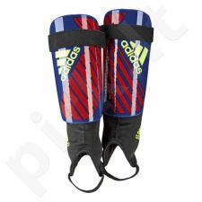Apsaugos blauzdoms futbolininkams Adidas X Club DN8616