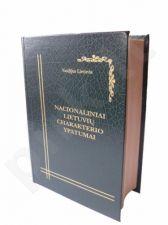 Knyga-Baras: Nacionaliniai lietuvių charakterio ypatumai