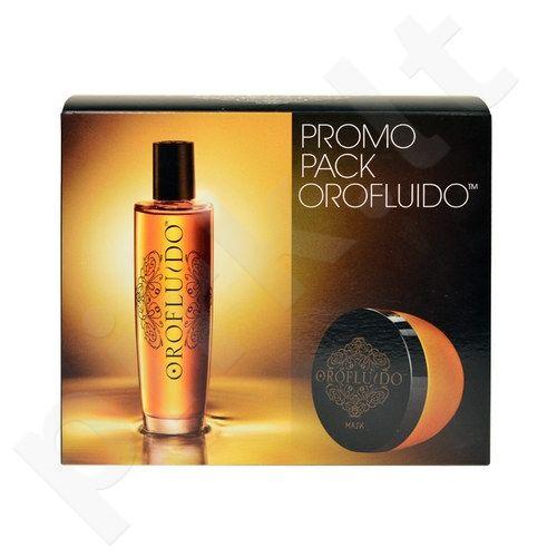 Orofluido (100ml Orofluido Beauty Elixir + 250ml Orofluido kaukė) Promo Pack, 350ml, kosmetika moterims