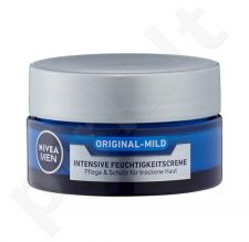 Nivea Men Original, Intensive Moisturising Cream, dieninis kremas vyrams, 50ml