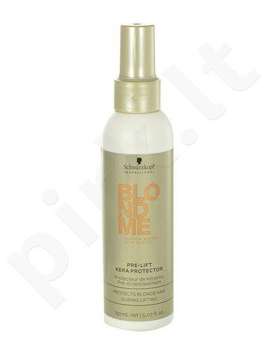 Schwarzkopf Blond Me Pre-Lift Kera Protector, kosmetika moterims, 150ml