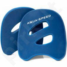 Diskai Aqua-Speed Aquafitness 2 vnt. mėlynas