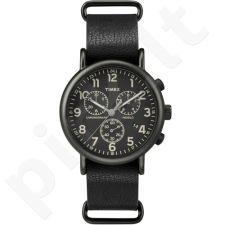 Timex Weekender TW2P62200 vyriškas laikrodis-chronometras