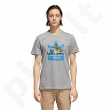 Marškinėliai adidas Originals Skateborading Laid Out Tee M CF3117