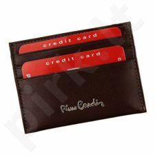 Vyriškas kortelių dėklas PIERRE CARDIN VZ172