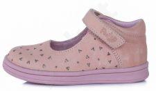 D.D. step Šviesiai rožiniai batai 22-27 d. da031363