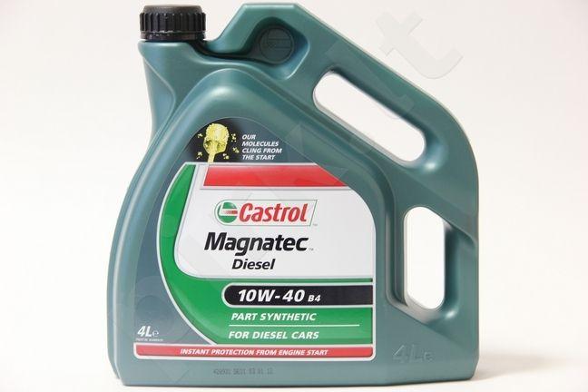 Variklio alyva Casrol Magnatec Diesel 10W-40 B4 4L